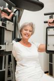 Active senior Stock Images