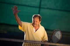 Active senior man Royalty Free Stock Photography