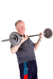 Active senior man Royalty Free Stock Photo