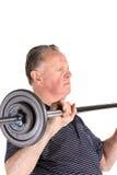 Active senior man Royalty Free Stock Image