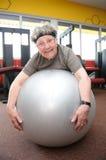 Active senior Royalty Free Stock Photography