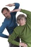 Active seniors Royalty Free Stock Photos