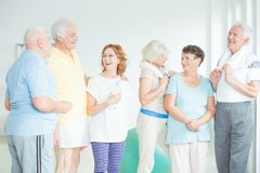 Free Active Seniors Concept Stock Image - 106962051