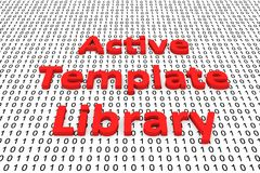 Active Template Library Stock Images