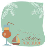 Active vacation Stock Images