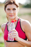 Active woman Stock Photography