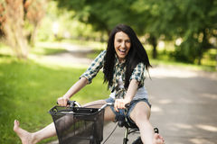 Active woman Royalty Free Stock Images