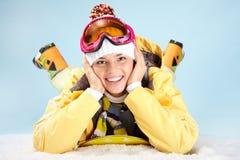 Active woman Stock Photos