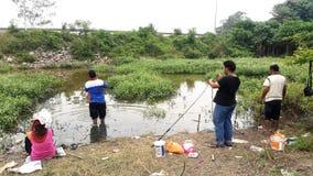 Actividad pesquera Fotos de archivo