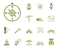 Actividades al aire libre - Iconset - iconos libre illustration