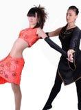 Actividades de la danza Fotografía de archivo