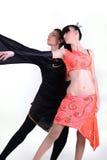 Actividades de la danza Foto de archivo libre de regalías