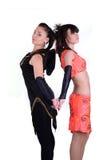 Actividades de la danza Imágenes de archivo libres de regalías