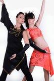 Actividades de la danza Fotos de archivo libres de regalías