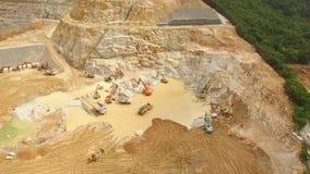 Actividades del empleo en áreas mineras metrajes
