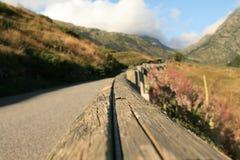 Actividades que caminan en Andorra fotos de archivo