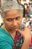 Activiste social de Medha Patkar-a d'Inde. Photographie stock libre de droits