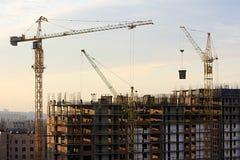 Activité 3 de construction Photo stock