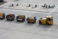 Activité aéroportuaire Images libres de droits