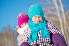 Activité d'hiver images libres de droits