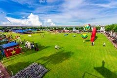 Activités de Mi-automne des jeunesses au Vietnam Photographie stock