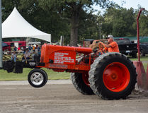 Activity at an annual agricultural event in paducah Stock Photos