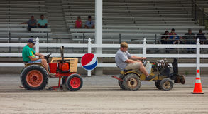 Activity at an annual agricultural event in paducah Stock Photo