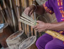 Activity involving skill in making things. By hand royalty free stock photo