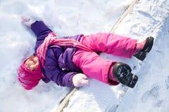 Activity winter Stock Photo
