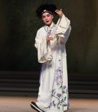 """Acto de Xiaosheng Xu Xian- octavo que consigue a un niño-Kunqu recién nacido Opera""""Madame el  blanco de Snake†Foto de archivo libre de regalías"""