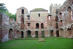 Acton Burnell Castle (East) Royalty Free Stock Photos