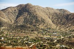 Acton, California royalty free stock images