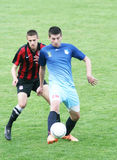 acton fotboll Arkivfoto
