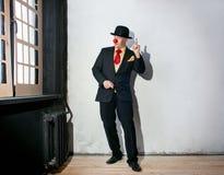 Actor Foto de archivo