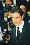 Actor Antonio Banderas Stock Photo