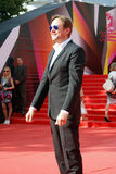 Actor Artyom Mikhalkov at Moscow Film Festival Royalty Free Stock Images