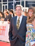 Beau Bridges at toronto international film festival Royalty Free Stock Image