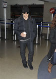 Actor Ben Stiller is seen at LAX airport, CA Royalty Free Stock Photos