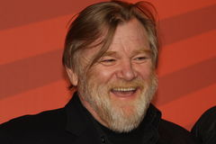 Actor Brendan Gleeson Stock Photo