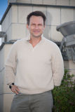 Actor  Christian Slater. Stock Images