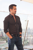 Actor Colin Farrell Royalty Free Stock Images