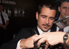 Actor Colin Farrell Stock Image