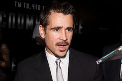 Actor Colin Farrell Royalty Free Stock Image