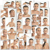 Actor collection Royalty Free Stock Photography