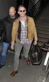 Actor Daniel Craig is seen at LAX airport, CA Royalty Free Stock Image