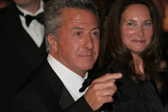 Actor Dustin Hoffman Stock Photo