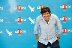 Actor Fabio De Luigi Stock Photos