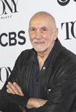 Actor Frank Langella. Decorated actor and author Frank Langella arrives for the 70th Annual Tony Awards Meet the Nominees press reception.  The event was held at Stock Photo
