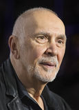 Actor Frank Langella. Decorated actor and author Frank Langella arrives for the 70th Annual Tony Awards Meet the Nominees press reception.  The event was held at Royalty Free Stock Photos