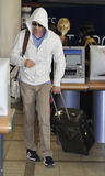 Actor Freddy Prince Jnr is seen at LAX Stock Images